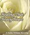 Lift the depression, heavy emotions with heal the heavy heart hypnosis  recording